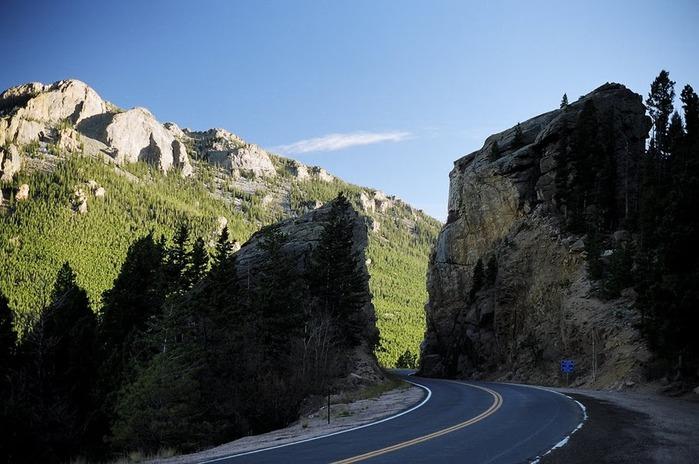Национальный парк Rocky Mountain 70381