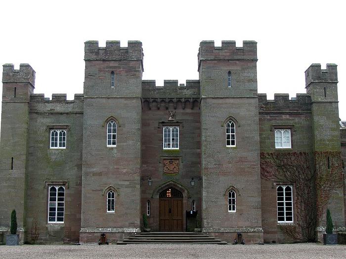 Замок Скоун (Scone Palace) 71886