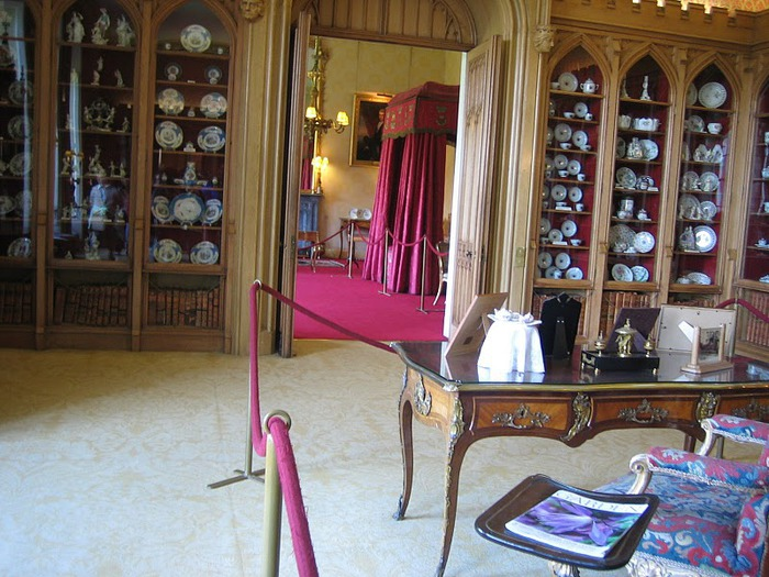 Замок Скоун (Scone Palace) 58774