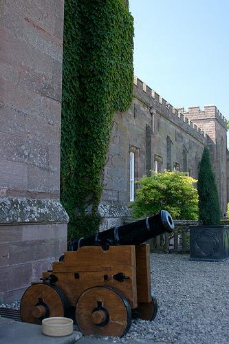 Замок Скоун (Scone Palace) 55719