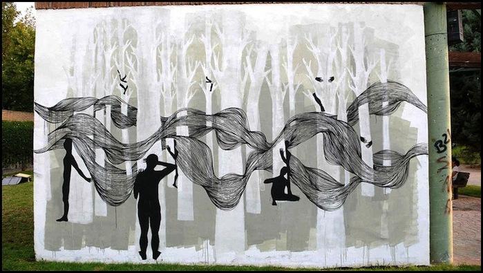 Hyuro – уличный художник