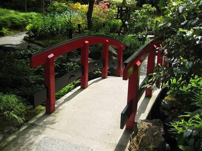 Сады Бучартов на острове Ванкувер. The Butchart Gardens. 17810
