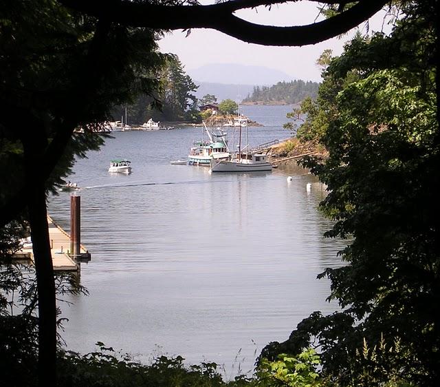 Сады Бучартов на острове Ванкувер. The Butchart Gardens. 79243
