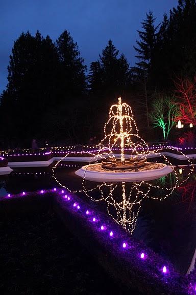 Сады Бучартов на острове Ванкувер. The Butchart Gardens. 96427