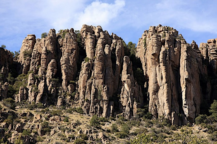 Аризона: Парк 'Chiricahua' - CHIRICAHUA NATIONAL MONUMENT 28266