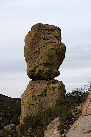 Аризона: Парк 'Chiricahua' - CHIRICAHUA NATIONAL MONUMENT 26886