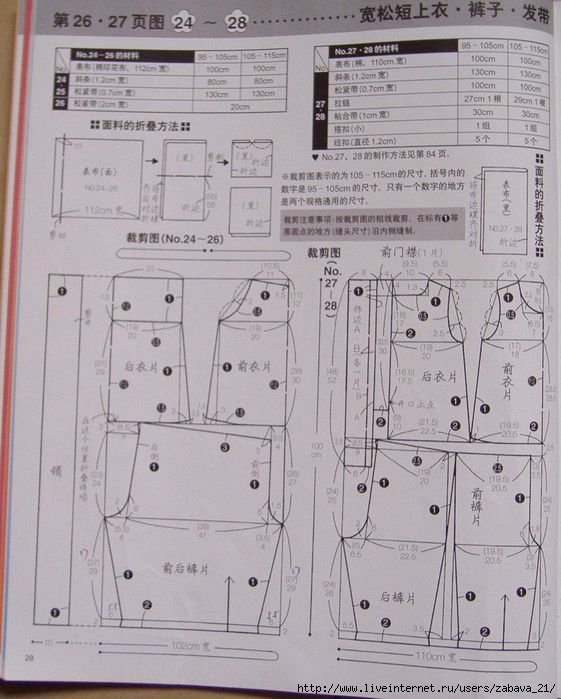 Вязание ручное схемы и узоры