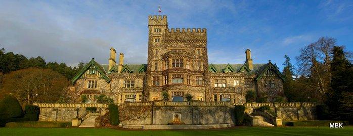 Замок Хэтли - Замок Hatley. 76293