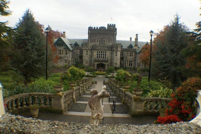 Замок Хэтли - Замок Hatley. 15471