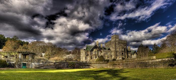 Замок Хэтли - Замок Hatley. 45051