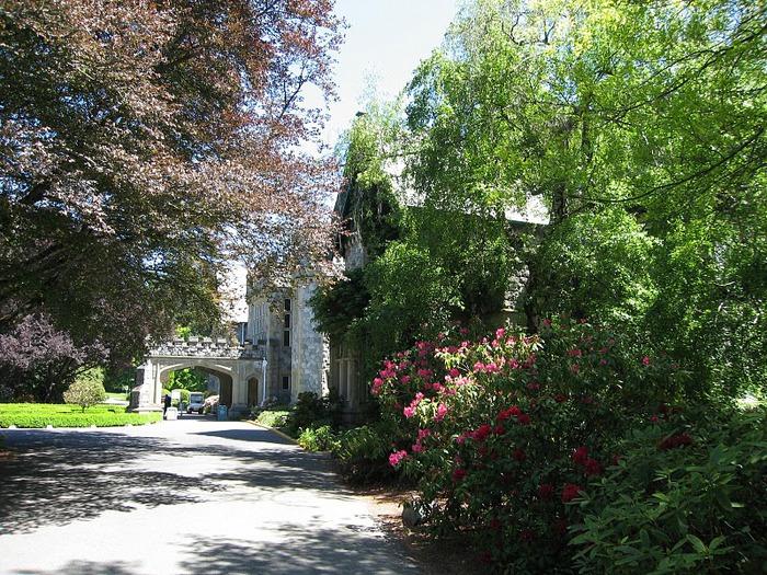 Замок Хэтли - Замок Hatley. 39981