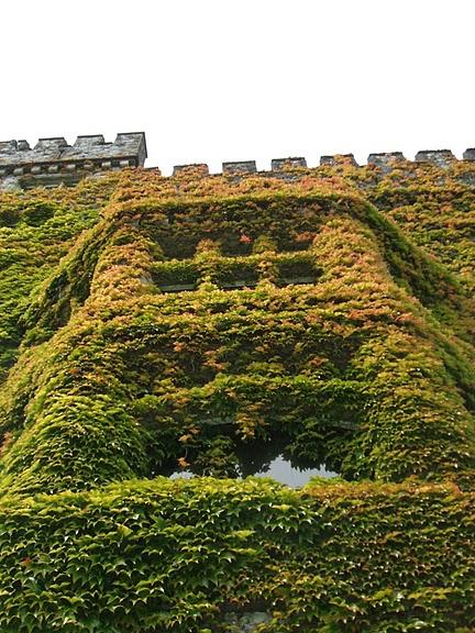 Замок Хэтли - Замок Hatley. 35822