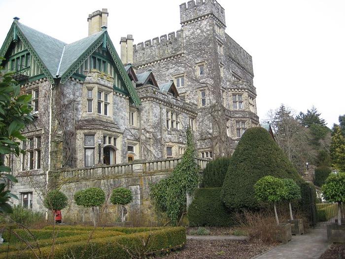 Замок Хэтли - Замок Hatley. 43607