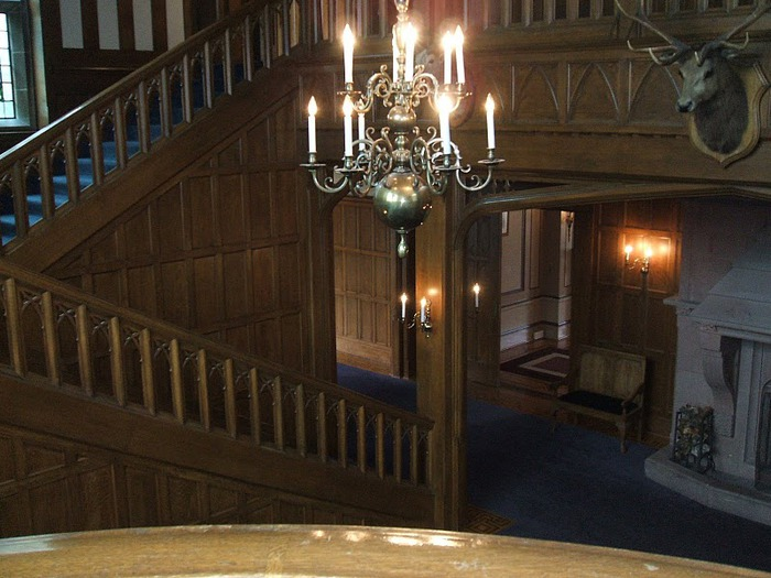 Замок Хэтли - Замок Hatley. 56339