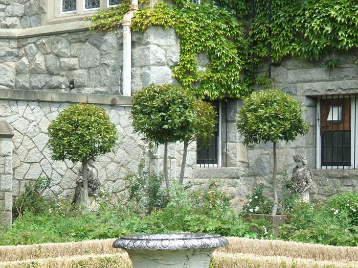 Замок Хэтли - Замок Hatley. 34364