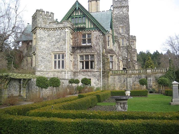 Замок Хэтли - Замок Hatley. 56564