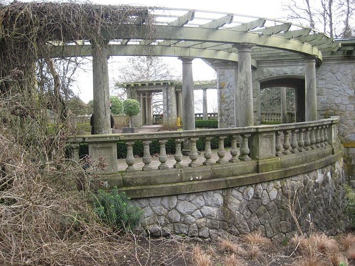 Замок Хэтли - Замок Hatley. 48896