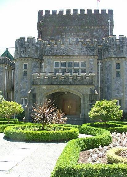 Замок Хэтли - Замок Hatley. 71374