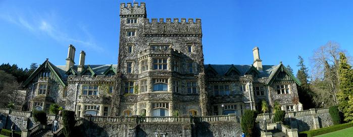 Замок Хэтли - Замок Hatley. 97668