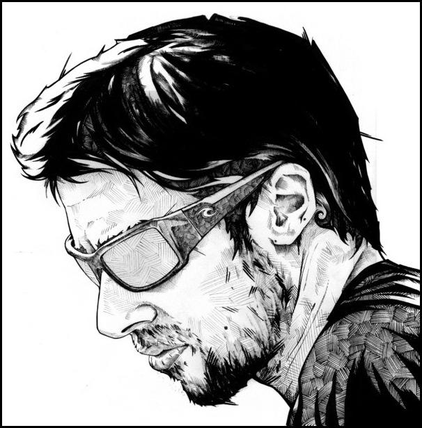 Немецкий иллюстратор Андреас Прейс (Andreas Preis)