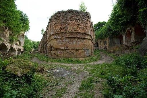Таракановский форт 43088
