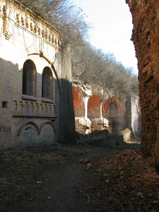 Таракановский форт 35319