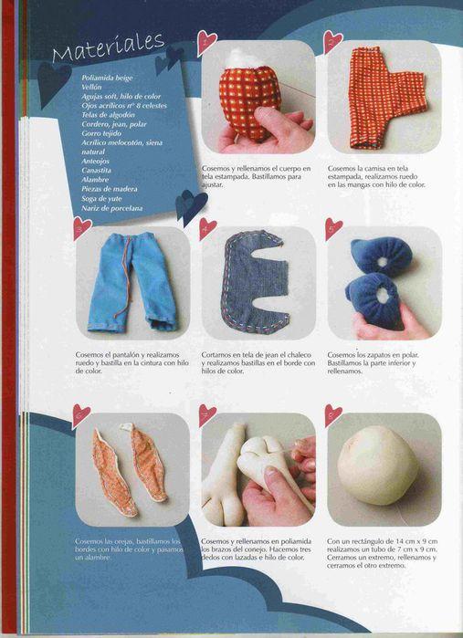 фото мастер-класс по шитью зайца