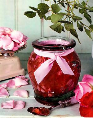 рецепти с рози