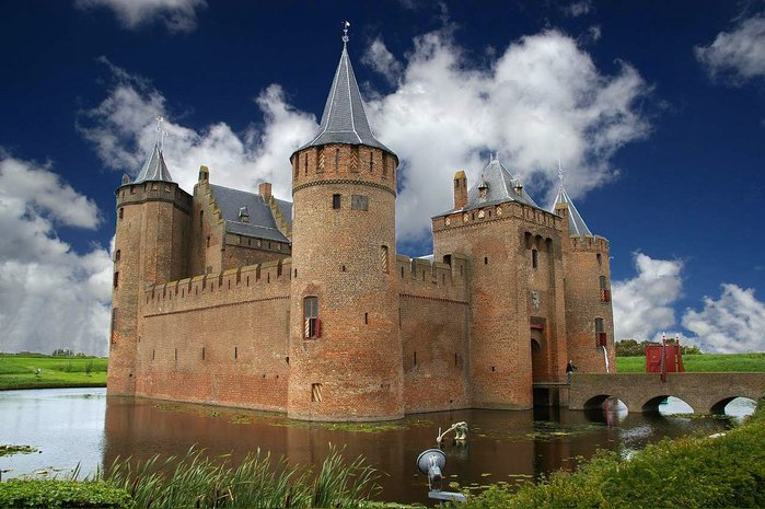 Мейдерслот - Muiden Castle, The Netherlands 89450