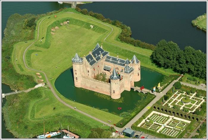 Мейдерслот - Muiden Castle, The Netherlands 53430