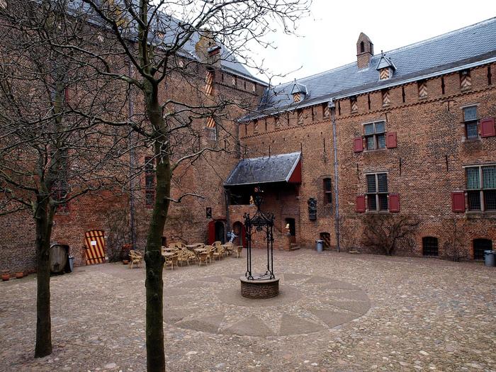Мейдерслот - Muiden Castle, The Netherlands 20984