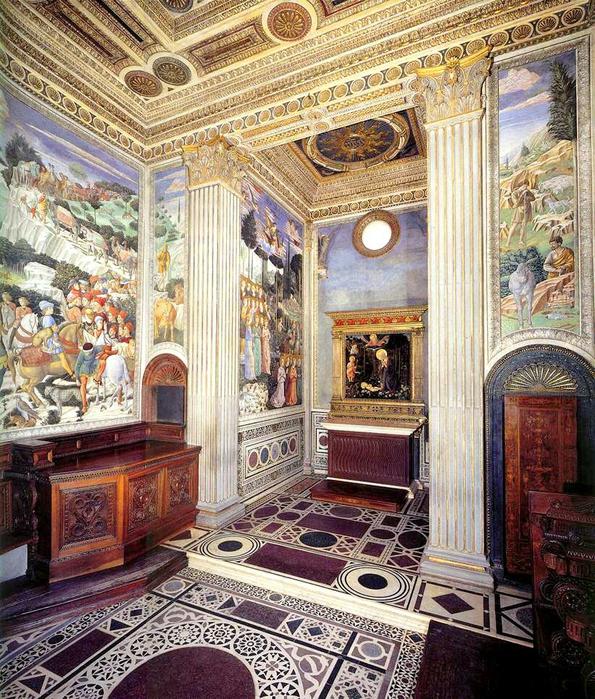 Палаццо Медичи-Риккарди (Palazzo Medici Riccardi) 44362