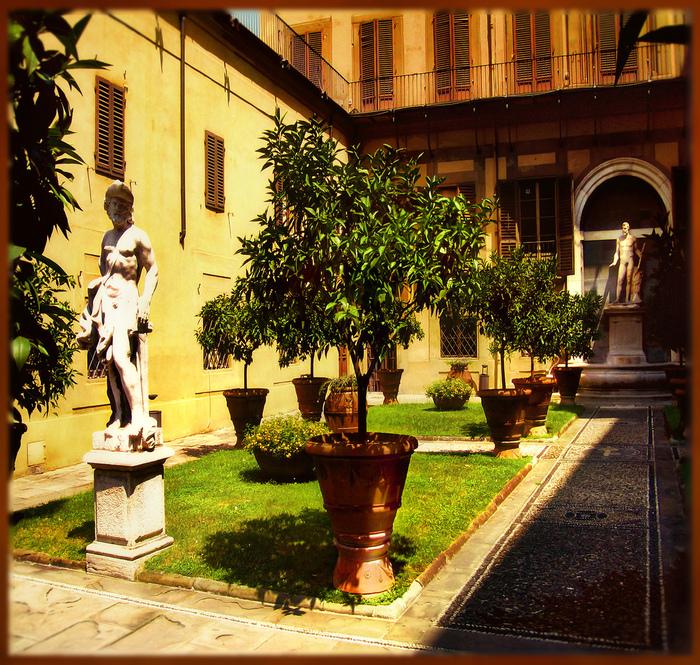 Палаццо Медичи-Риккарди (Palazzo Medici Riccardi) 84889