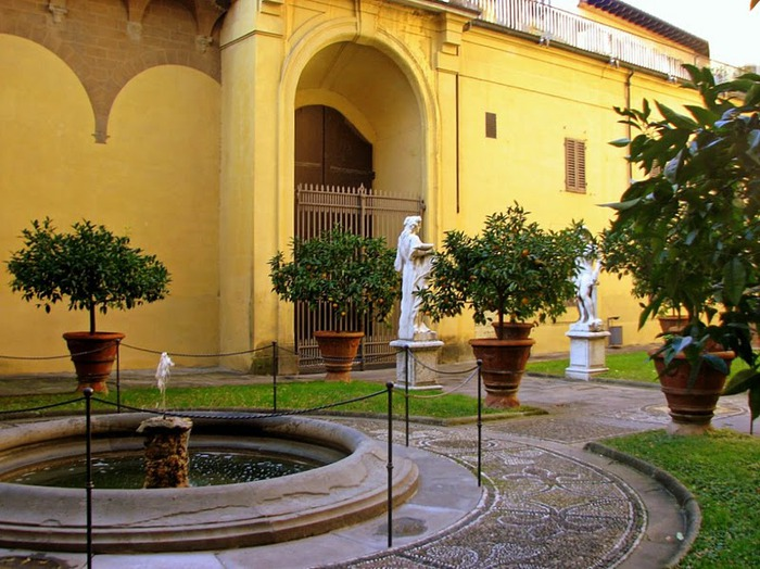 Палаццо Медичи-Риккарди (Palazzo Medici Riccardi) 19980