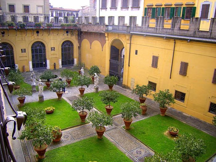 Палаццо Медичи-Риккарди (Palazzo Medici Riccardi) 11348