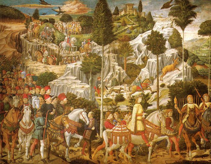 Палаццо Медичи-Риккарди (Palazzo Medici Riccardi) 50506
