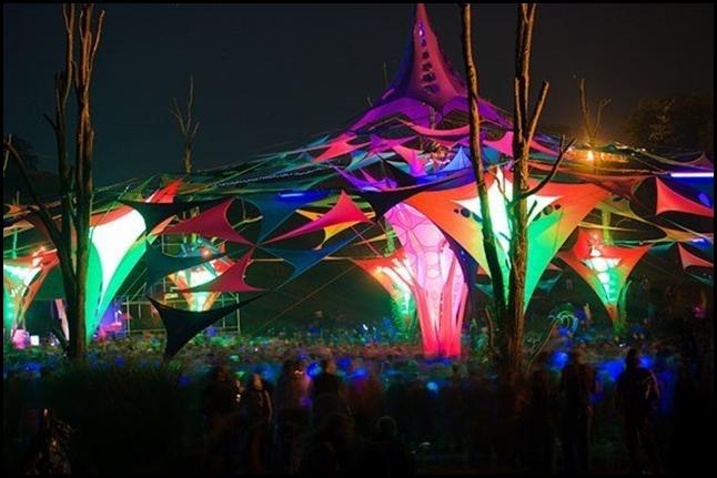 OZORA — ежегодный фестиваль психоделической транс-музыки