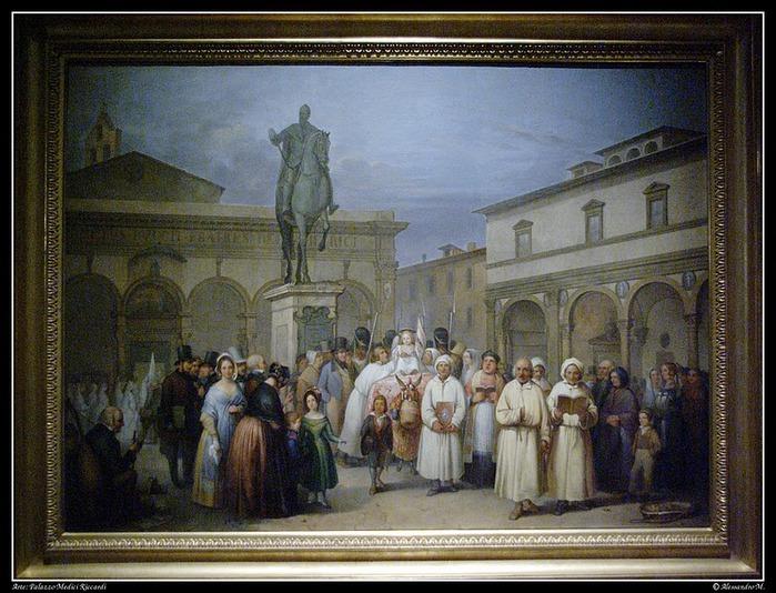 Палаццо Медичи-Риккарди (Palazzo Medici Riccardi) 13626