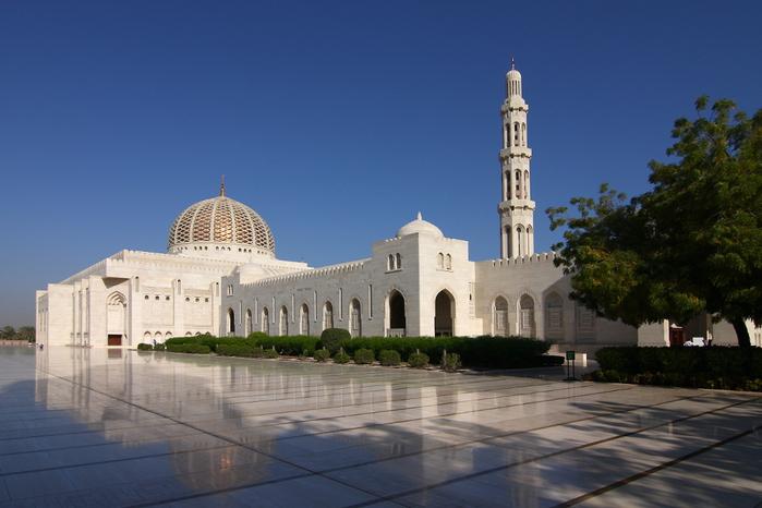 Мечеть Султана Кабуса 46273