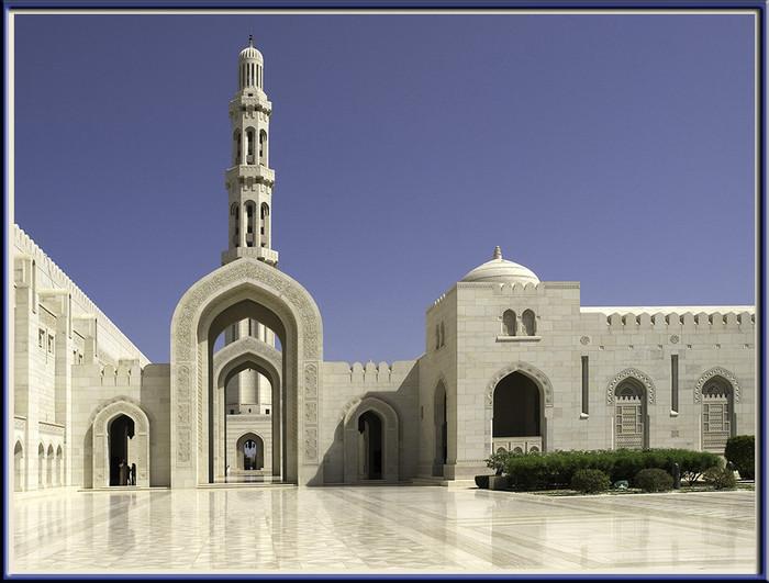 Мечеть Султана Кабуса 54549