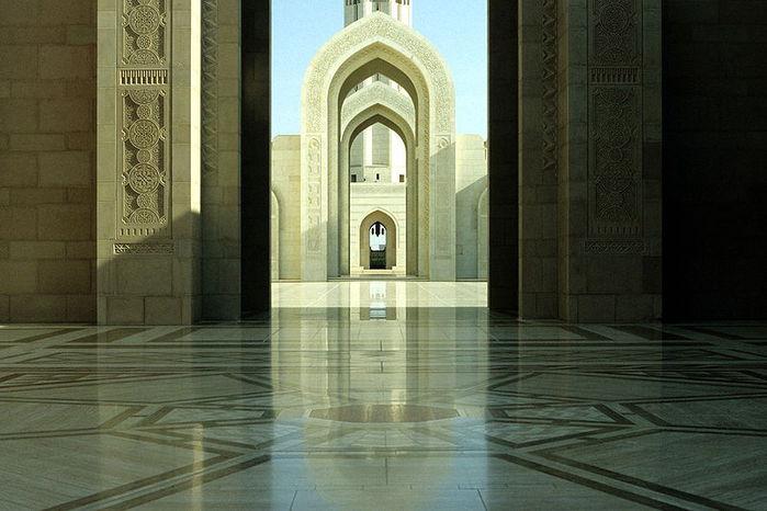 Мечеть Султана Кабуса 54940