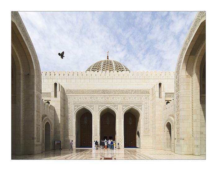 Мечеть Султана Кабуса 21532