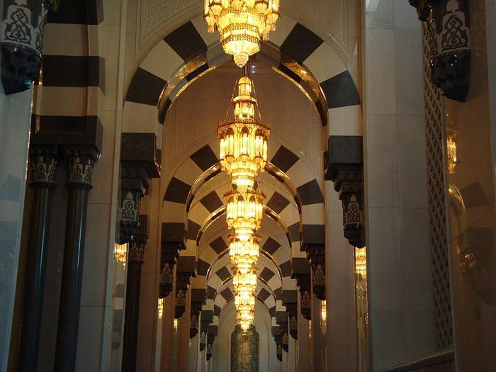 Мечеть Султана Кабуса 48673