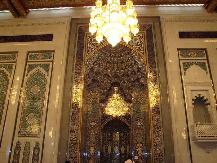 Мечеть Султана Кабуса 20464
