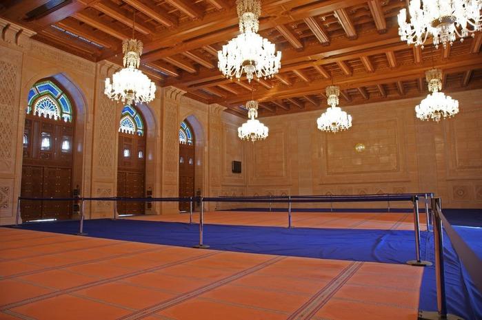 Мечеть Султана Кабуса 27650
