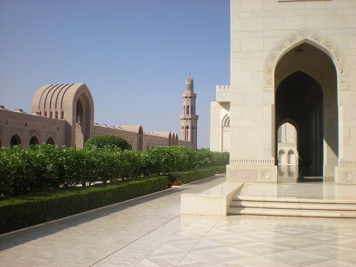 Мечеть Султана Кабуса 93101