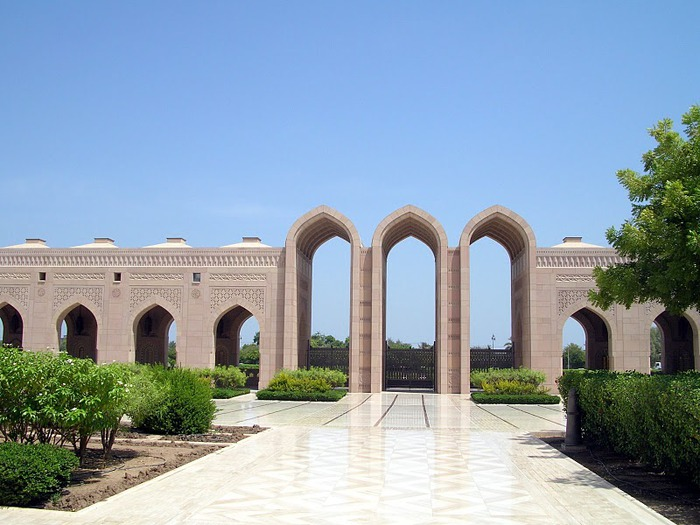 Мечеть Султана Кабуса 75401
