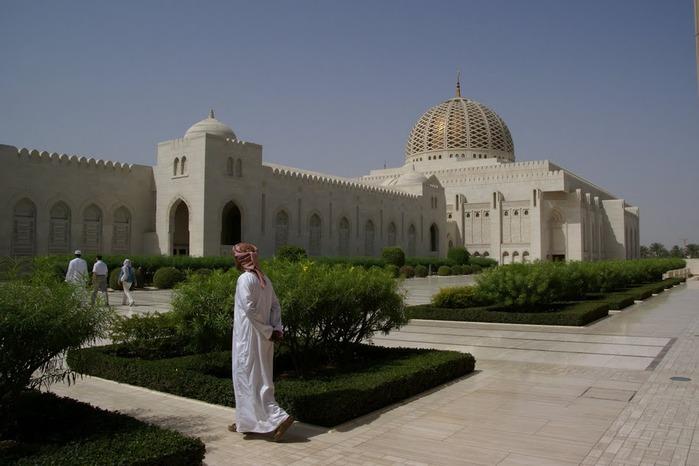 Мечеть Султана Кабуса 15545