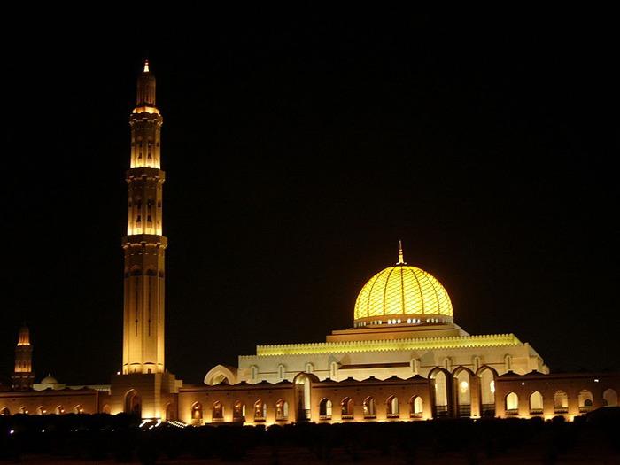 Мечеть Султана Кабуса 73923