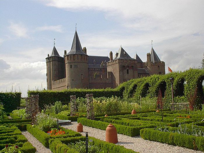Мейдерслот - Muiden Castle, The Netherlands 97759